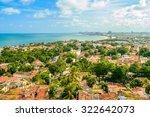 Brazilian Old Town Of Olinda ...