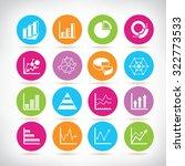 business data market icons ... | Shutterstock .eps vector #322773533