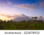 Vulcano Mount Mayon In The...