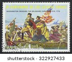 equatorial guinea    circa 1976 ... | Shutterstock . vector #322927433