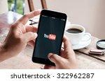 chiang mai thailand   oct 02 ... | Shutterstock . vector #322962287