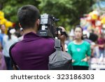 hanoi  vietnam   sep 27  2015... | Shutterstock . vector #323186303