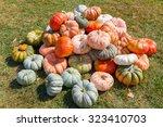 Pile Of Colorful Multi Colored...
