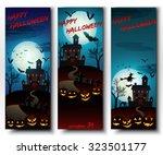 happy halloween vertical...
