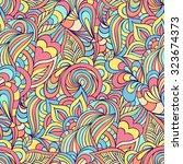 vector illustration of seamless ...   Shutterstock .eps vector #323674373