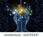 network avatar series. design... | Shutterstock . vector #323723147