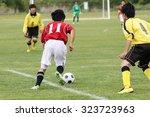 football soccer   Shutterstock . vector #323723963