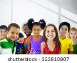 Diversity Children Friendship...