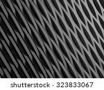 abstract 3d rendering of... | Shutterstock . vector #323833067