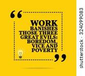 inspirational motivational... | Shutterstock .eps vector #324099083