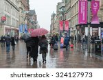 glasgow  scotland  uk   5... | Shutterstock . vector #324127973