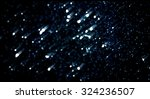 beautiful dust particles in... | Shutterstock . vector #324236507