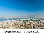 city of izmir seen from the...   Shutterstock . vector #324255623