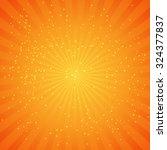 abstract natural light... | Shutterstock .eps vector #324377837