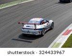 Постер, плакат: Porsche 911 GT3 Cup
