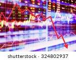 Stock Market Concept   Stock...