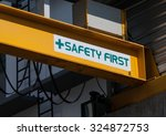 Safety Signs Individually In...