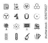 biophysics experimental science ...   Shutterstock . vector #325073027