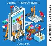 gui design smartphone app ui ux ...
