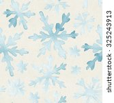 Seamless Watercolor Pattern On...