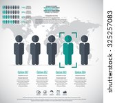 business management  strategy... | Shutterstock .eps vector #325257083