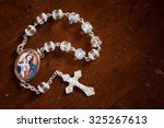 rosary | Shutterstock . vector #325267613