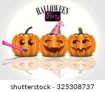 Halloween Party   Cartoon...