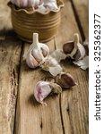 homemade bio garlic  simple...