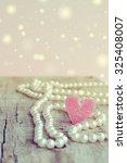 heart shaped candy | Shutterstock . vector #325408007