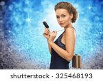 people  luxury  holidays and... | Shutterstock . vector #325468193