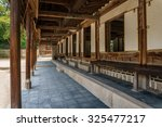 terrace of one of the old... | Shutterstock . vector #325477217