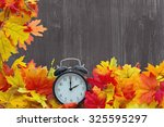 Autumn Leaves Background ...