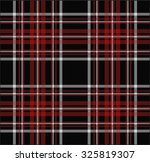 knitted plaid pattern   Shutterstock .eps vector #325819307