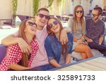 friendship   lifestyle concept. ... | Shutterstock . vector #325891733
