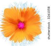 flower   Shutterstock . vector #3261058
