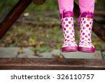 Colores Rain Boot  Autumn...