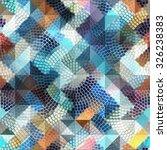 seamless background pattern.... | Shutterstock .eps vector #326238383