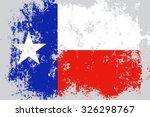 texas grunge damaged scratch... | Shutterstock .eps vector #326298767