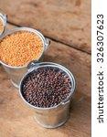 mustard seed | Shutterstock . vector #326307623