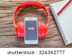chiangmai  thailand  october 12 ... | Shutterstock . vector #326342777
