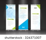 Roll Up Banner Stand Design....