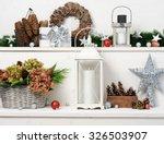 christmas decoration | Shutterstock . vector #326503907