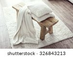still life details  stack of... | Shutterstock . vector #326843213