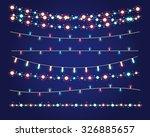 Christmas Lights Festive...