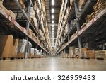 Large Scale Warehouse Of Japan