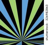 burst retro style vector... | Shutterstock .eps vector #326982863