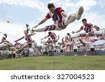 taipei  taiwan   march 3  2015  ... | Shutterstock . vector #327004523