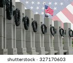 Ww Ii Memorial In Washington D...