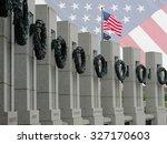 Ww Ii Memorial In Washington D...