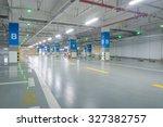 underground parking | Shutterstock . vector #327382757
